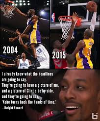 Dwight Howard Memes - bil kobe dwight sign kobe bryant pinterest kobe kobe bryant