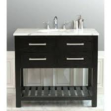 40 in bathroom vanity exclusive inch single sink cabinet bathroom