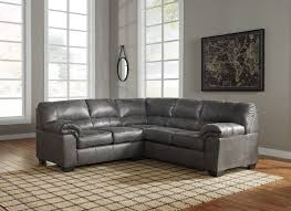 Furniture Sectional With Oversized Ottoman
