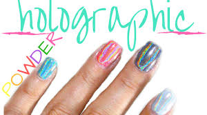 52 weeks of beauty 2016 week 8 holographic