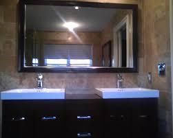 Custom Framed Bathroom Mirrors Custom Framed Mirrors