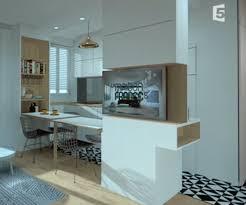 la maison design la maison france 5 créer un bureau console tv entre une entrée