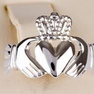 claddagh ring galway palladium claddagh rings
