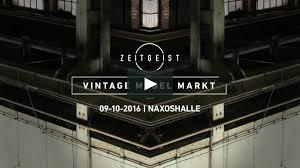 M Elmarkt Zeitgeist Vintage Möbel Markt 09 10 2016 Naxoshalle Frankfurt