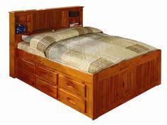 a bunch of great full size captain u0027s beds available on this site