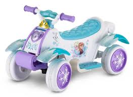 frozen power wheels sleigh frozen outdoor toys toys