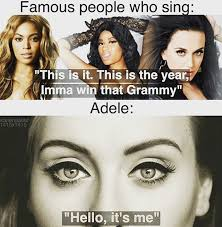 Adele Memes - 10 of the best hello memes on the internet parhlo