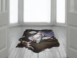 Faux Cowhide Rugs Unusual And Beautiful Area Rugs Combine Art And Faux Cowhide If