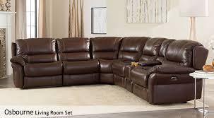 chic living room sets bobs furniture living room sets for modern