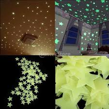 Stars On Ceiling by Compare Prices On Glow In Dark Yellow Stars Online Shopping Buy