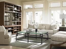 twilight bay wyatt coffee table furniture lexington twilight bay wyatt coffee table glass round