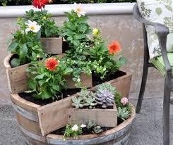 diy planters 30 creative diy planters to jazz up your garden