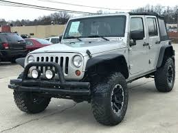 jeep wrangler 2 door hardtop lifted 2007 jeep wrangler unlimited x 4x4 lifted 4 door w only 119k miles