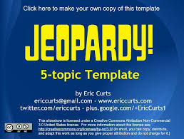 best 25 jeopardy template ideas on pinterest family fortunes