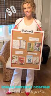 top 5 pinterest homemade halloween costume idea do it yourself pin