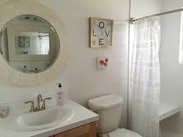 nate berkus bath before and after pink bathroom 2 goes family friendly u2013 julia o