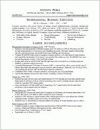bright and modern business resume format 9 summary resume data