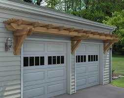 garage design leeway garage pergola 12 diy arbors awnings