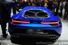 lamborghini asterion lamborghini asterion rear at the 2014 paris motor show indian