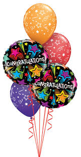 retirement balloon bouquet get well birthday thank you congratulations balloons bouquets