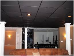 How To Install Pot Lights In Unfinished Basement Installing Pot Lights In Basement Drop Ceiling Ceiling Designs