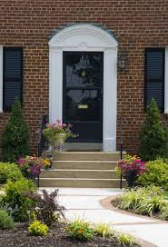 Rustic Iron Mail Slot Outdoor - 27 pictures of black front doors front entry