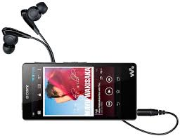 mp3 android sony unveils android powered mp3 player because hey let s