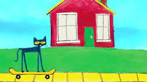 readalong pete the cat the new book trailer sneak peek