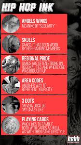 hip hop ink gang tattoos explained