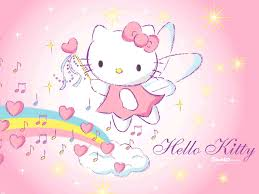 cute fairy birthday wallpapers cute hello kitty angel wallpapers http 69hdwallpapers com cute