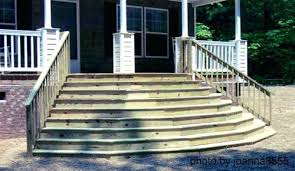 Wooden Front Stairs Design Ideas Outside Stairs Ideas Front Door Steps Ideas Landscape Traditional