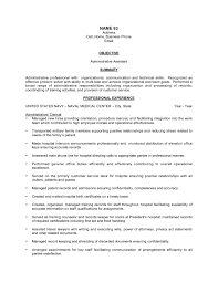 Resume Samples Of Administrative Assistant by Resume Samples Administrative Assistant