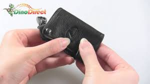lexus key case cover genuine leather lexus logo keychain car key wallet case holder