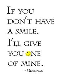 cute smiling quotes