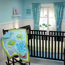 Nursery Crib Bedding Sets by Bedding Design Beach Themed Comforter Sets Bag Under The Sea