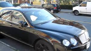 matte black bentley flying spur bentley continental flying spur blacked out hd youtube