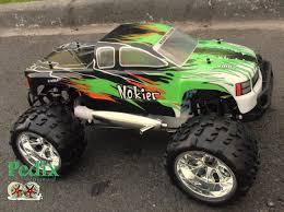 hsp nitro monster truck automodelo 1 8 completo hsp monster 4x4 sh 21 nitro promoção r