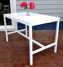 white plastic patio table white outdoor table white outdoor table set white outdoor patio