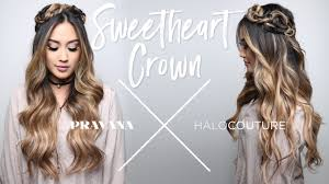 halo couture hair extensions verses halo crown hair extensions