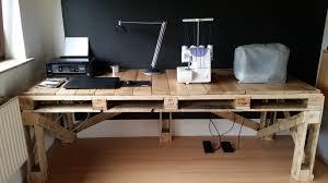 Schreibtisch Selber Bauen Paletten Schreibtisch U2013 Marauders Info
