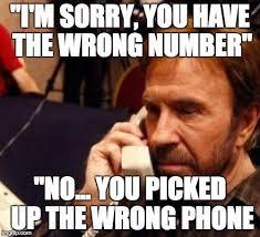 Wrong Number Meme - pretty meme gemerator wrong number meme generator image memes at
