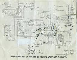 wiring diagrams 68 mustang tachometer u2013 readingrat net