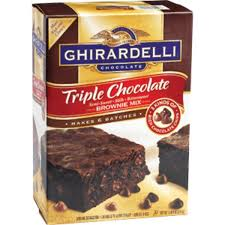 ghirardelli chocolate chocolate brownie mix 7 5 lb from