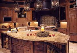 Kitchen Island Lighting Ideas Rustic Pendant Lighting Ideas For Italian Kitchen Design With