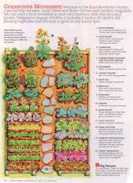garden planning a backyard vegetable garden plan for an 8 x 12 space from better