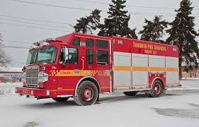 North Bay Fire Prevention by Recent Emergency Vehicle Deliveries