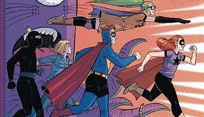Comic Books Barnes And Noble The Best Comics U0026 Graphic Novels Of June 2017 The B U0026n Sci Fi And