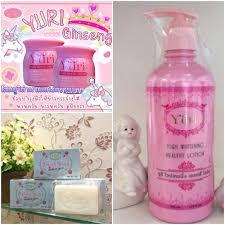 Gluta Skin Care details about yuri whitening ginseng lotion lightening