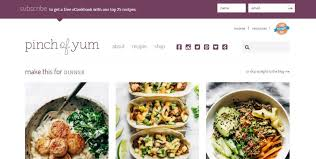 blogs cuisine 19 exles of blogs that are loved by their visitors 2018