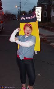 rosie the riveter costume ww2 poster rosie the riveter costume